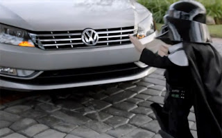 volkswagen ad the force
