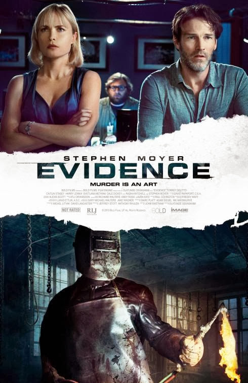 Poster Of English Movie Evidence (2013) Free Download Full New Hollywood Movie Watch Online At Alldownloads4u.Com