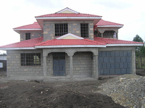 Kenyan local house plans joy studio design gallery for House designs in kenya photos