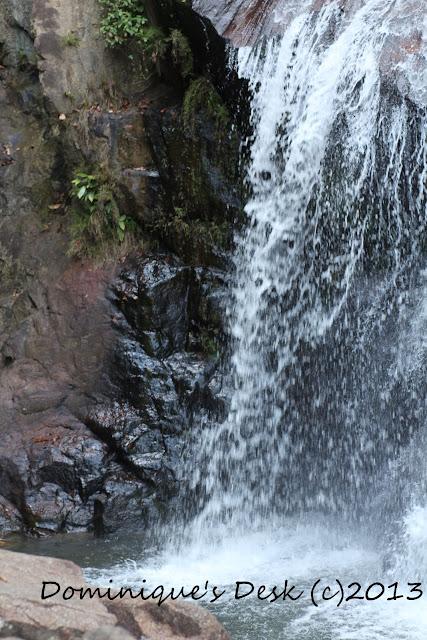 Waterfall at Kota  Tinggi