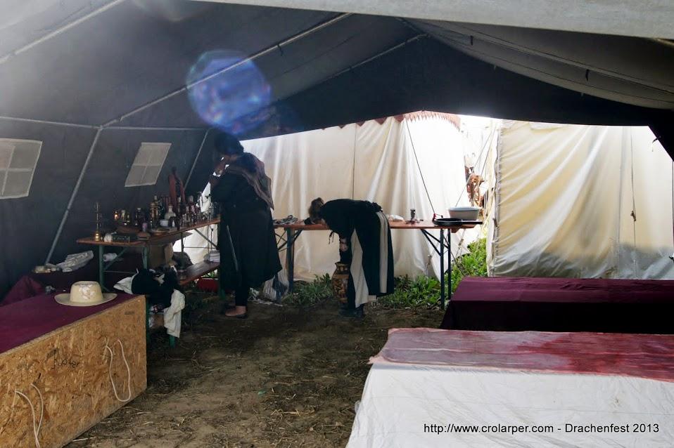 Drachenfest Sickbay