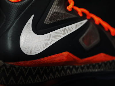nike lebron 10 gr black history month 3 03 Closer Look at Nike LeBron X Black History Month Exclusive