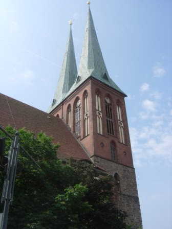 Nikolaikirche in Berlin
