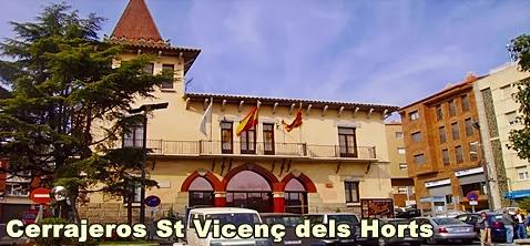 Cerrajeros Sant Vicenç dels Horts