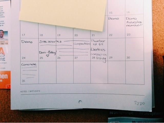 build planner