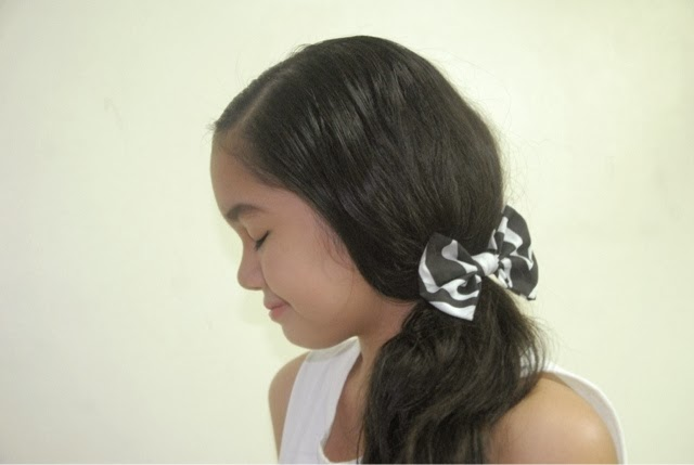 Peachy 1 Bow 3 Hairstyles Thevallerys Short Hairstyles Gunalazisus