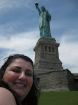 Mila and Lady Liberty
