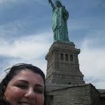 Mila and Lady Liberty
