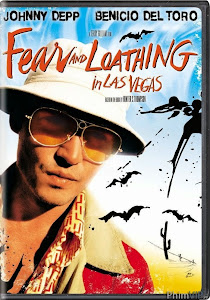 Run Sợ Ở Las Vegas - Fear And Loathing In Las Vegas poster