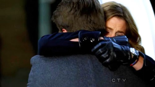 The TV Referee: Castle, Beckett   and Josh: A recap of