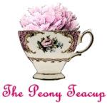 The Peony Teacup