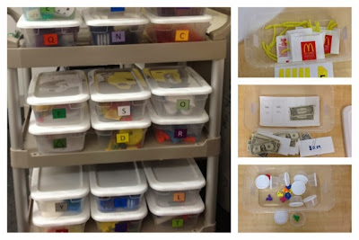 Independent TEACCH / work task boxes for students with autism and special needs