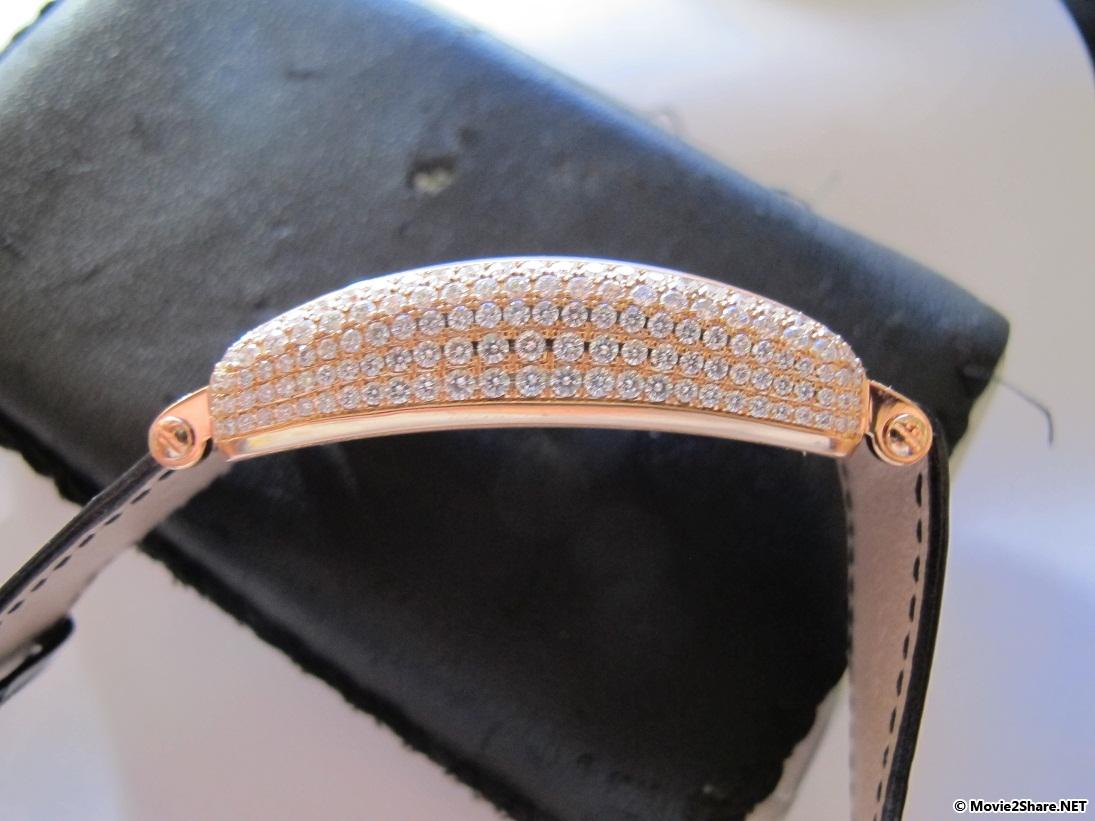 Frank muller – Vỏ vàng Hồng 18K 750 – Hàng limited theo đơn đặt hàng – Full Diamond