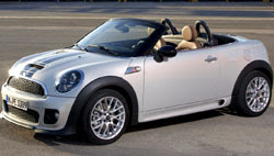 MINI Roadster: Un ágil biplaza para disfrutar del viento (VIDEO)