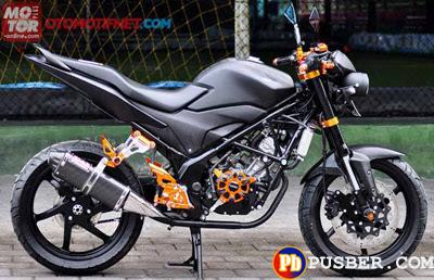 Modifikasi Honda CB150R Streetfire Terbaru