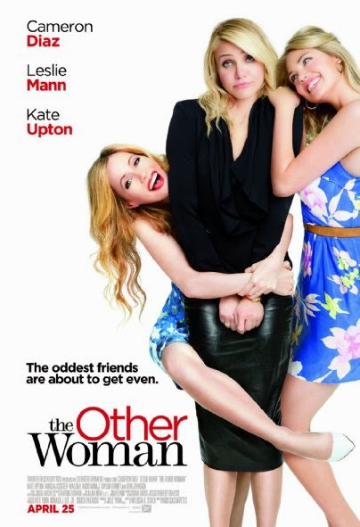 Poster Of English Movie The Other Woman (2014) Free Download Full New Hollywood Movie Watch Online At alldownloads4u.com