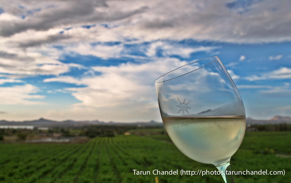 Chenin Blanc White Wine Sula Vineyards , Tarun Chandel Photoblog