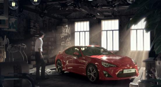 "Toyota GT86 ""The Real Deal"" Advert 