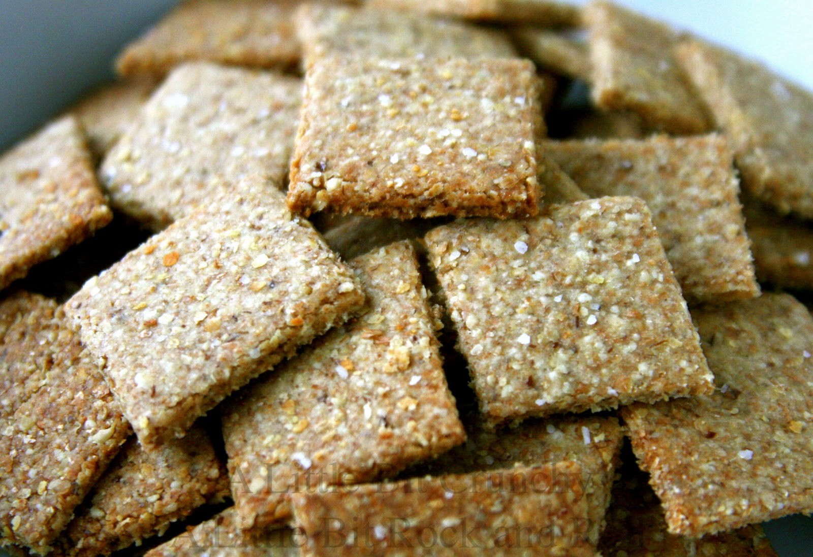 Flax Crackers Whole Foods