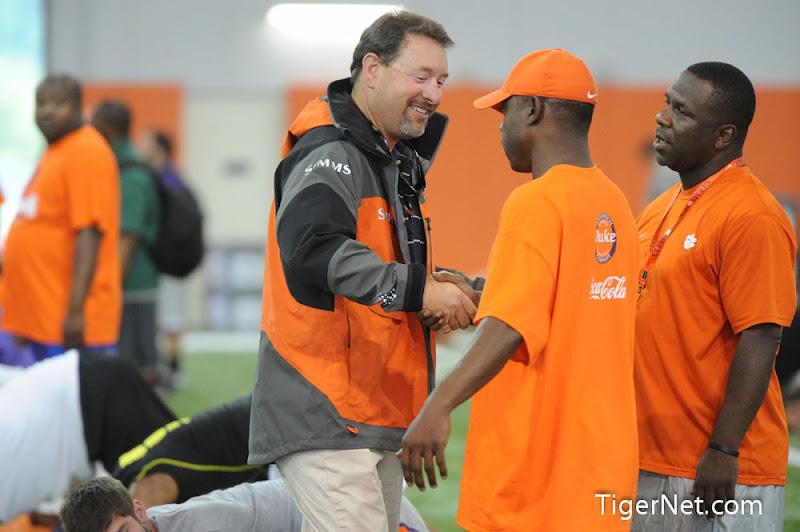 2013 Dabo Camp - Day 3 Photos - 2013, Dabo Swinney Camp, Football, Recruiting, Rodney Williams