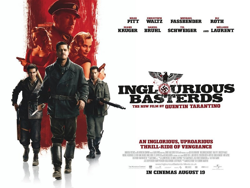 Inglorious movie poster