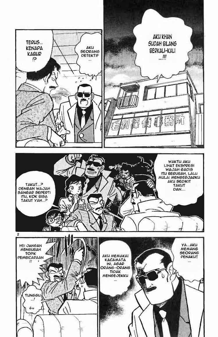 02 0001 4 Detective Conan   015 Mengejar sang raksasa