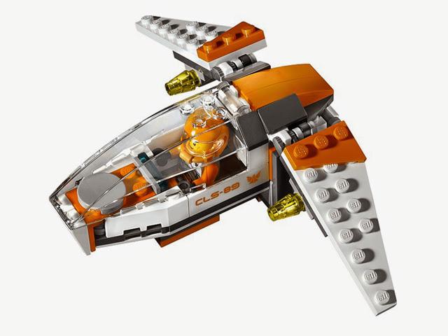 70707 レゴ CLS-89 エラディケーターメカ