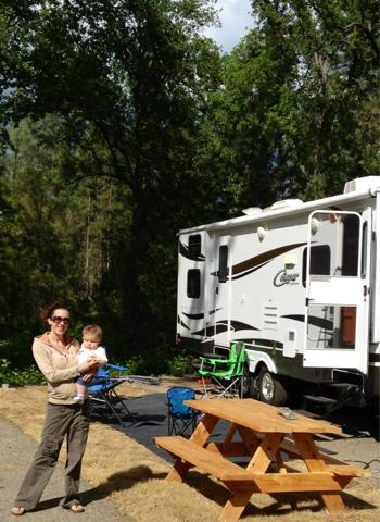 Camping in Coarsegold, CA