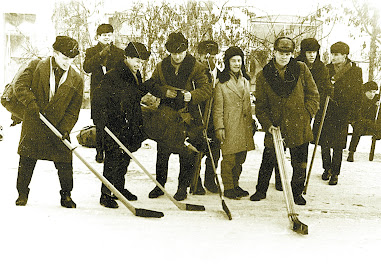 Хоккеисты АМЗ. 1960-е годы