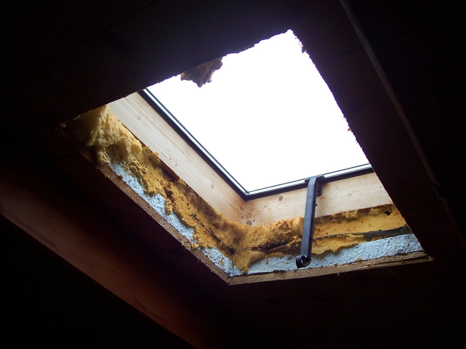 il Blog di Locomotiva: Lo sbrego nel tetto (Lucernario, Abbaino)