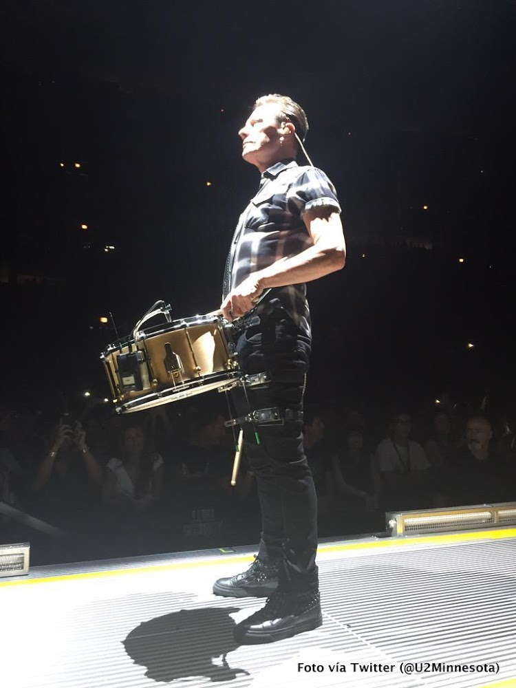 [#U2ieTour - Chicago 1 - 24 Giugno 2015] Setlist, foto e video U2Minnesota_2015-jun-241