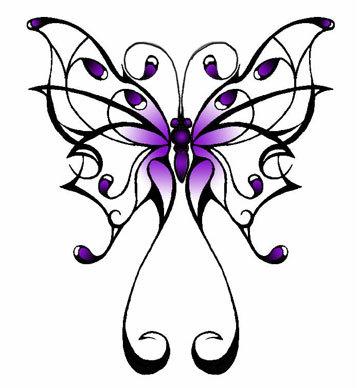 tattoo art butterfly tattoos. Black Bedroom Furniture Sets. Home Design Ideas
