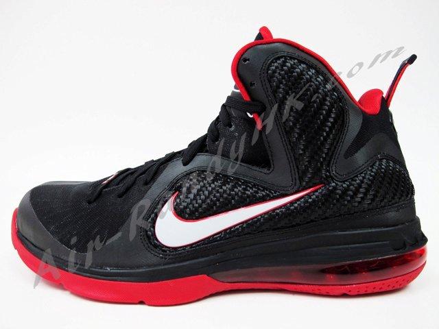 official photos 63d3b 7ae33 ... Additional Photos of Upcoming Nike LeBron 9 IX 8220Miami Heat8221 ...