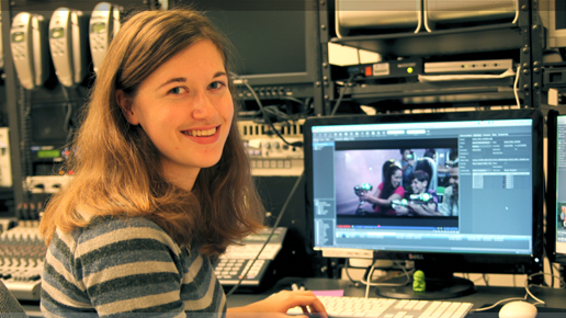 Christie Chase - Video Editor