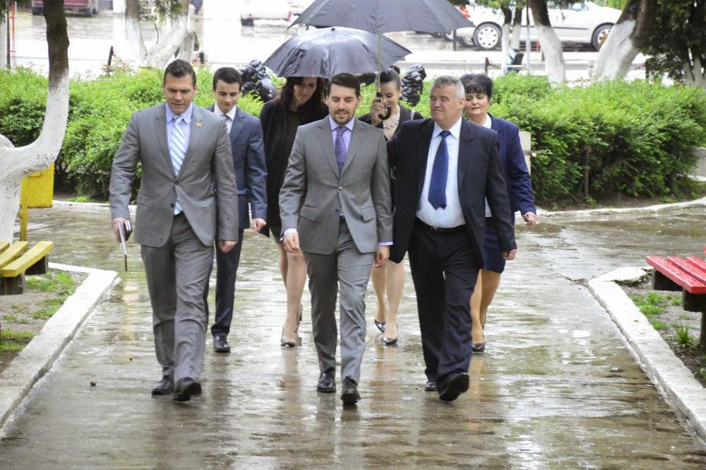 FOTO Principele Nicolae, în vizită în Țara Oașului