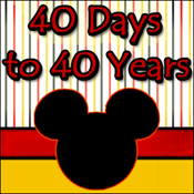 40 Days to 40 Years