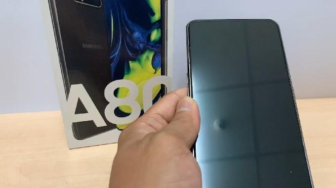 Hướng dẫn Hard Reset Samsung Galaxy A80