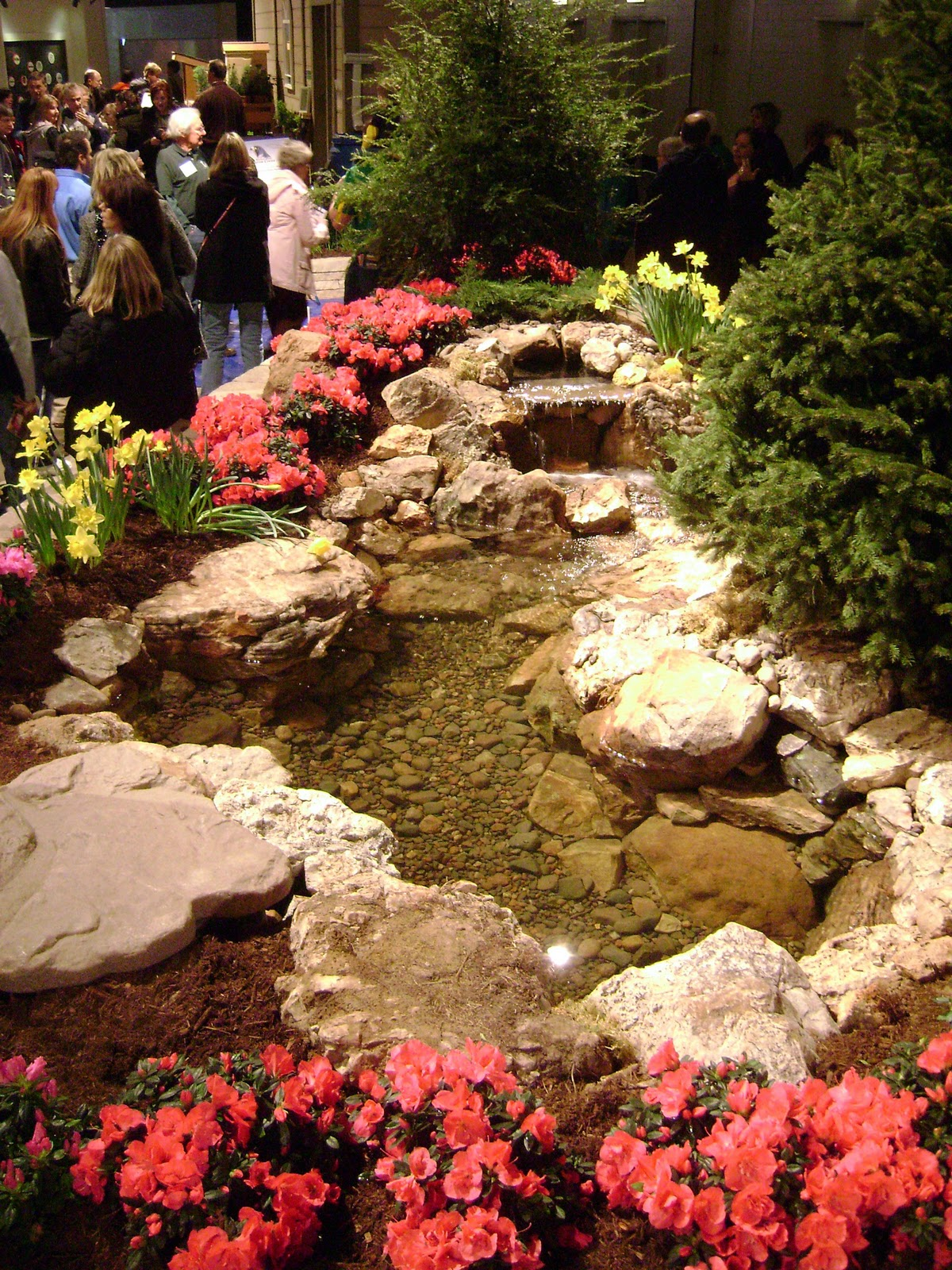 Prairie Rose\'s Garden: Spring Fever Cure--The Chicago Garden Show