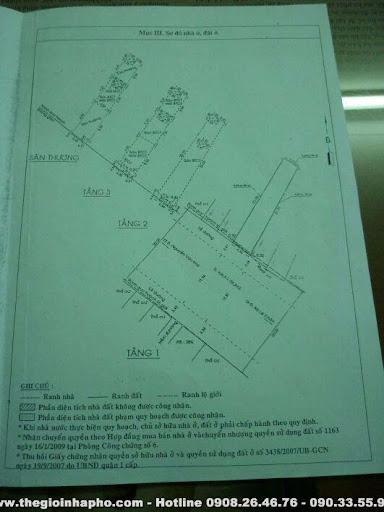P1080967 Bán nhà mặt tiền Hai Bà Trưng ,Quận 1 giá 37 tỷ   NT135