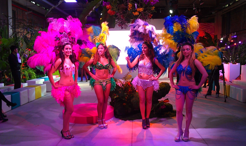*SWAROVSKI 2013春夏水晶熱帶天堂:張孝全化身陽光巴西男孩詮釋熱情風采! 11