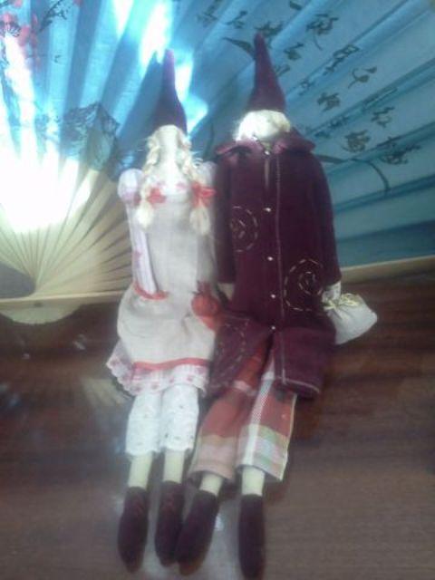 Самодельные сувениры, игрушки и куклы. Готовые и под заказ. 12121