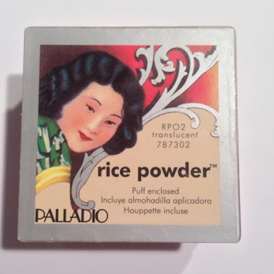 Newly Vain: Palladio Rice Powder in Translucent Review
