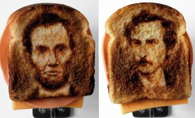 Toast art