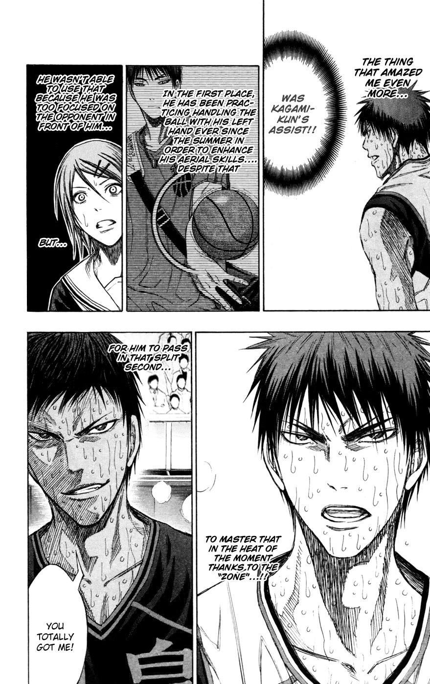 Kuroko no Basket Manga Chapter 138 - Image 06