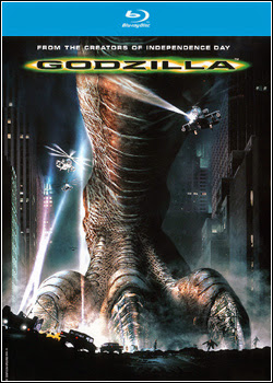 Capa Download Godzilla (1998) Dublado Filme Torrent