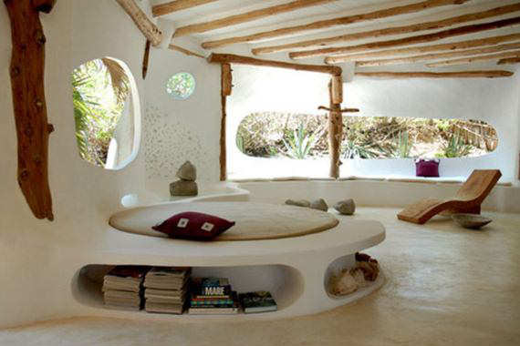 7 Amazing Houses Built Into Nature: Amazing Homes Built Into Nature