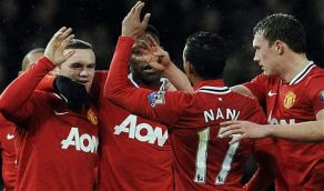 Goles Reading Manchester United [3-4] Video 1 Dic