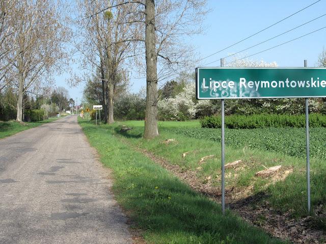 Lipce Reymontowskie