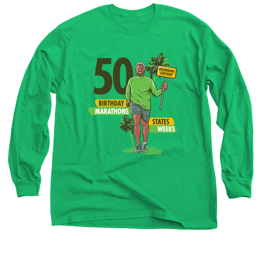 Aaron Burros is running 50 marathons in 50 states in 50 weeks.. Check out his story on www.murfieldcoaching.com/blog