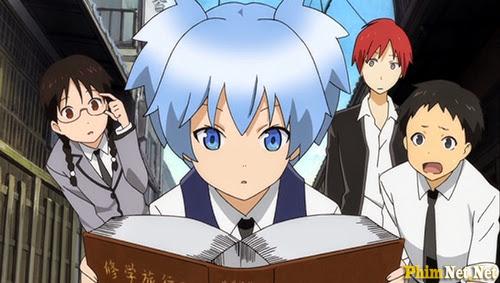 Xem Phim Ansatsu Kyoushitsu - Assassination Classroom - Ảnh 4
